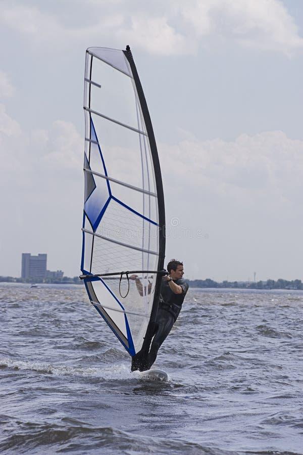 Windsurfer fotos de archivo