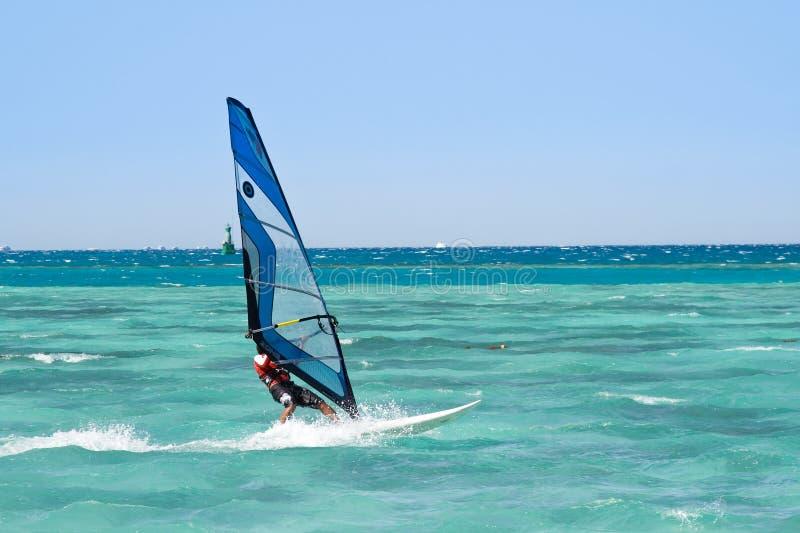 Download Windsurfing стоковое фото. изображение насчитывающей sailing - 6868320