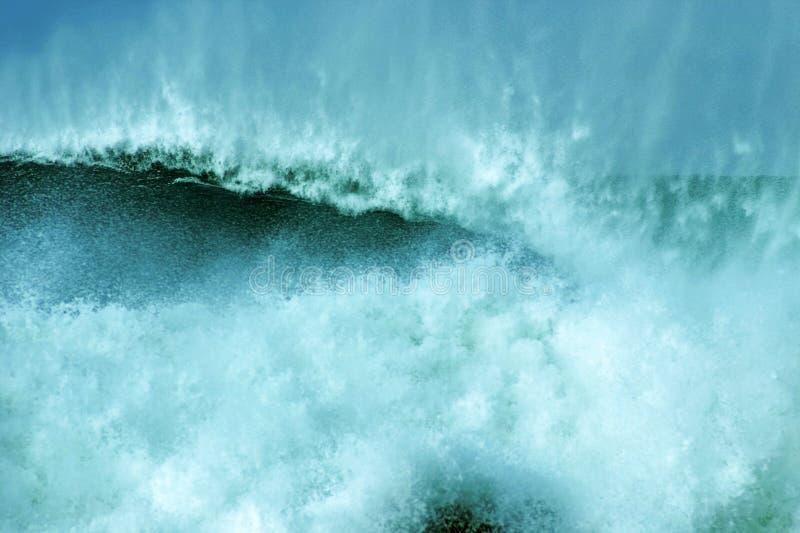 Windswept Unterbrecher lizenzfreie stockfotografie