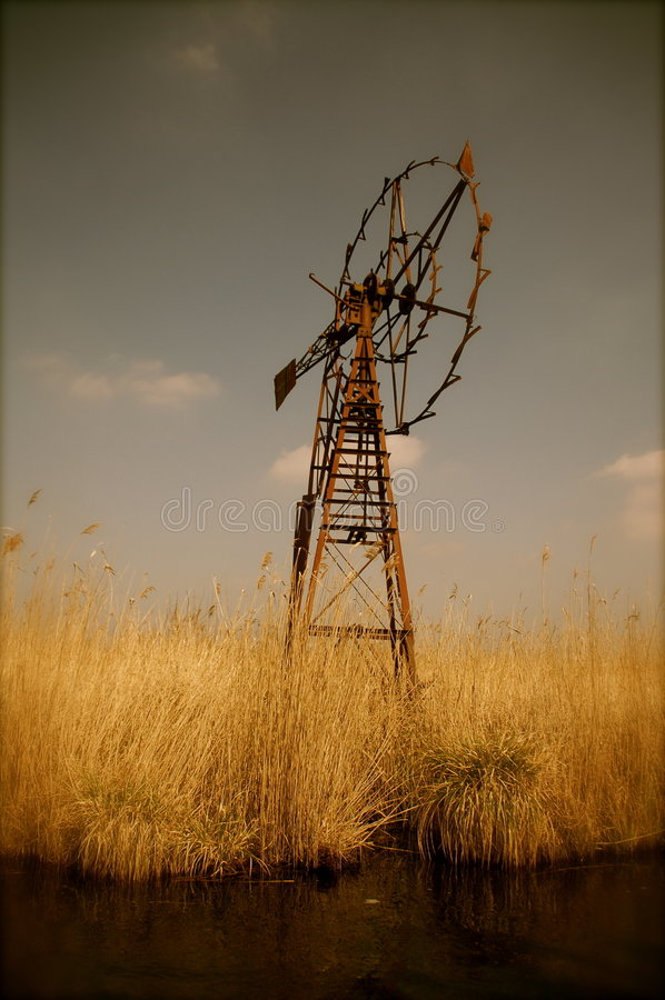 Download Windtausendstel stockbild. Bild von nave, wind, netherlands - 873049