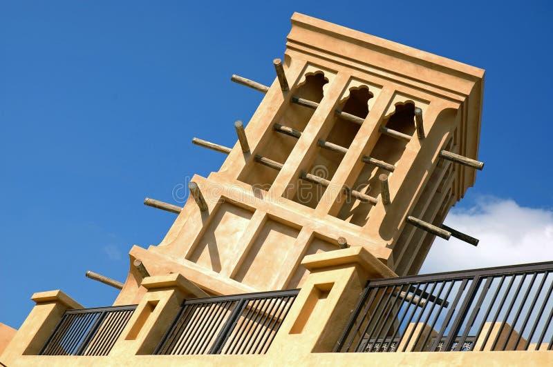 Windtowers fotografie stock libere da diritti