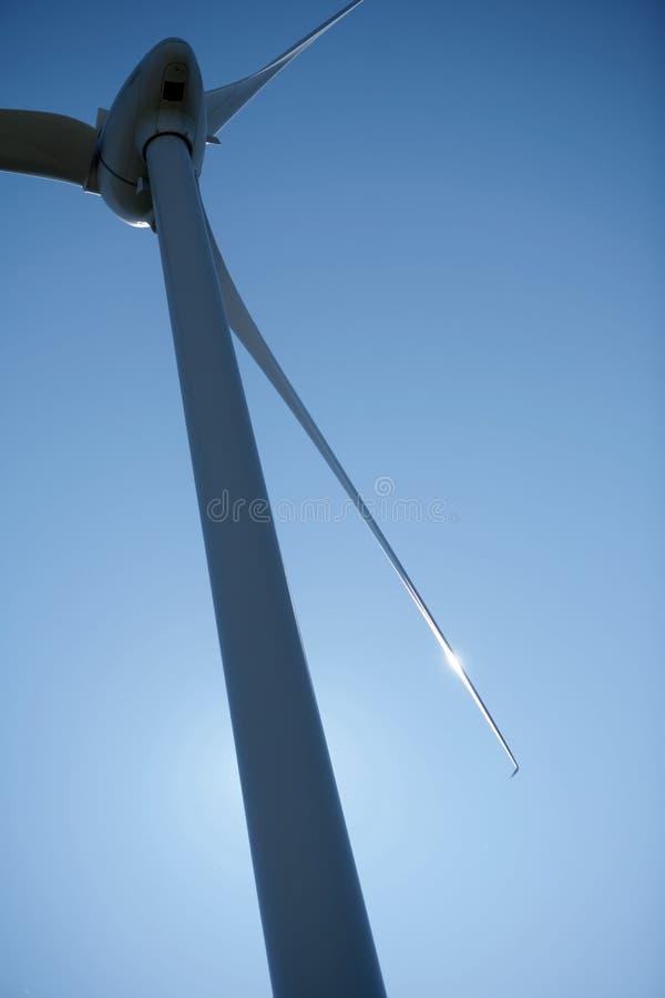Windturbine - Voorraadbeeld stock foto's
