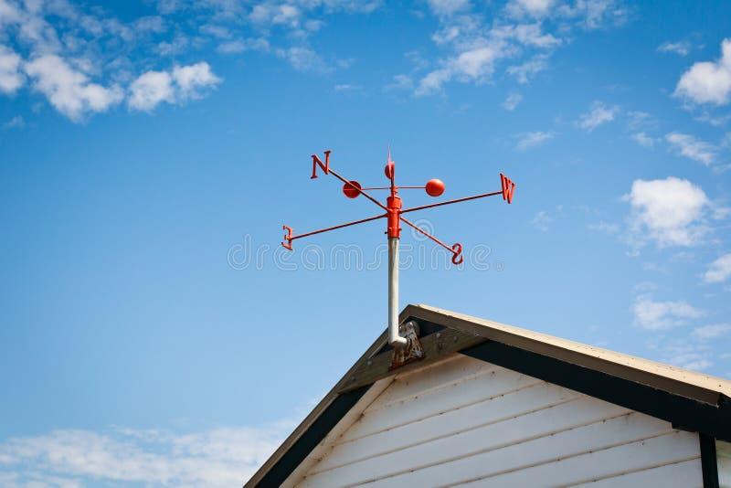 Windvorflügel lizenzfreies stockfoto