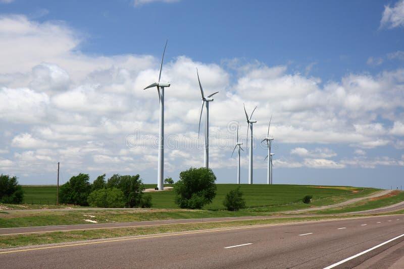 Windwheel images libres de droits