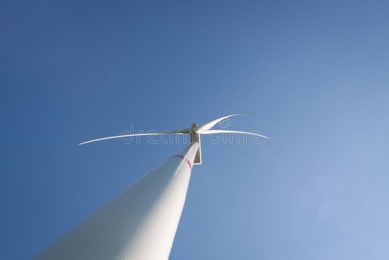 Windwiel stock afbeelding