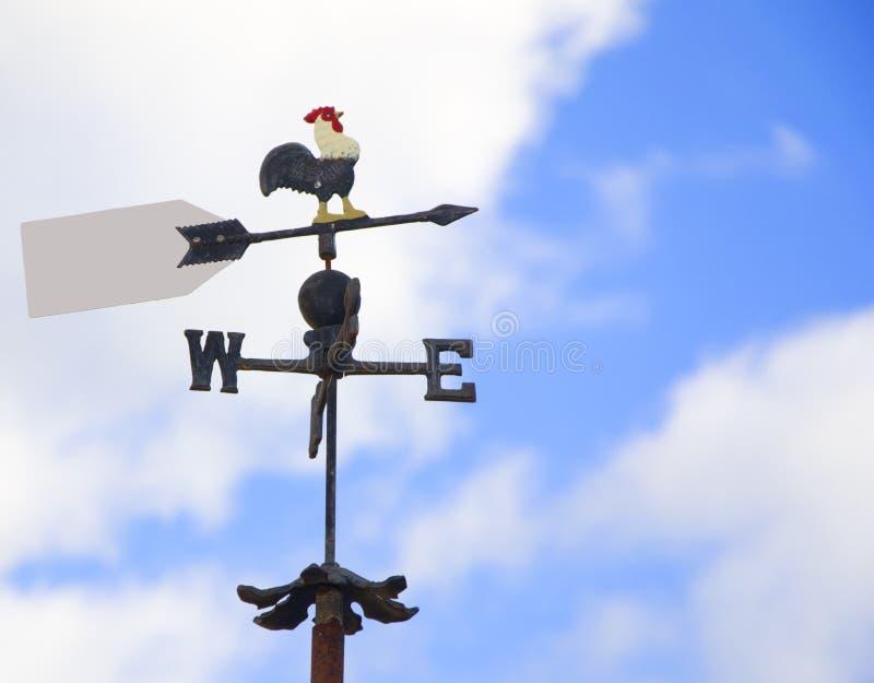 Windwijzer stock foto's