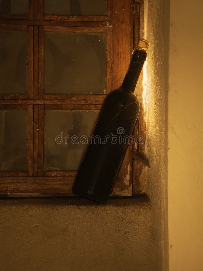 Wine 08 stock photography