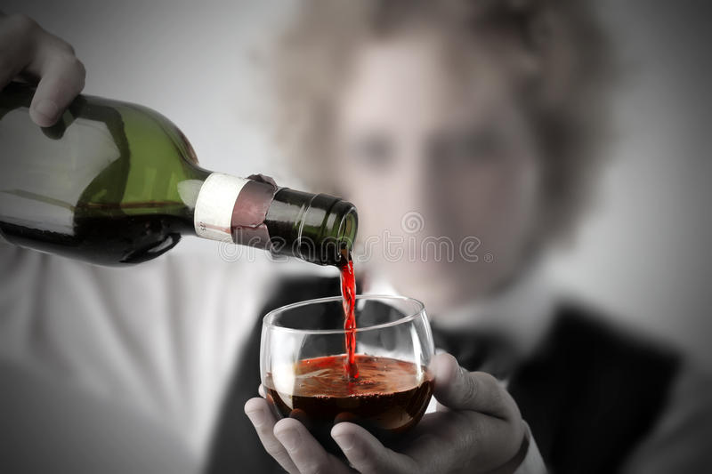 Wine royalty free stock photo