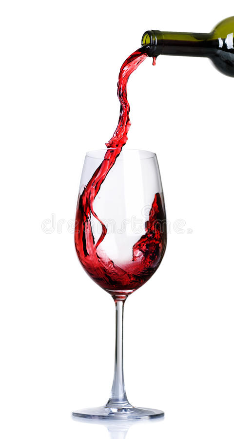 Download Wine stock photo. Image of drink, bowl, grapes, bordeaux - 15548356
