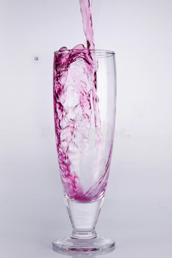 Download Wine stock photo. Image of splatter, speed, pouring, glass - 28993034