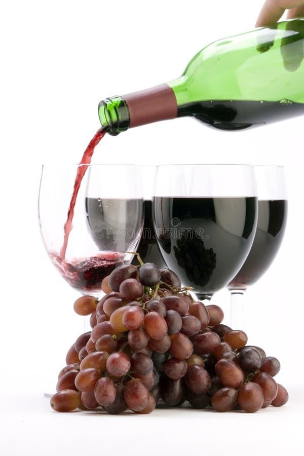 Download Wine arkivfoto. Bild av wine, toast, häll, rött, beröm - 3549140
