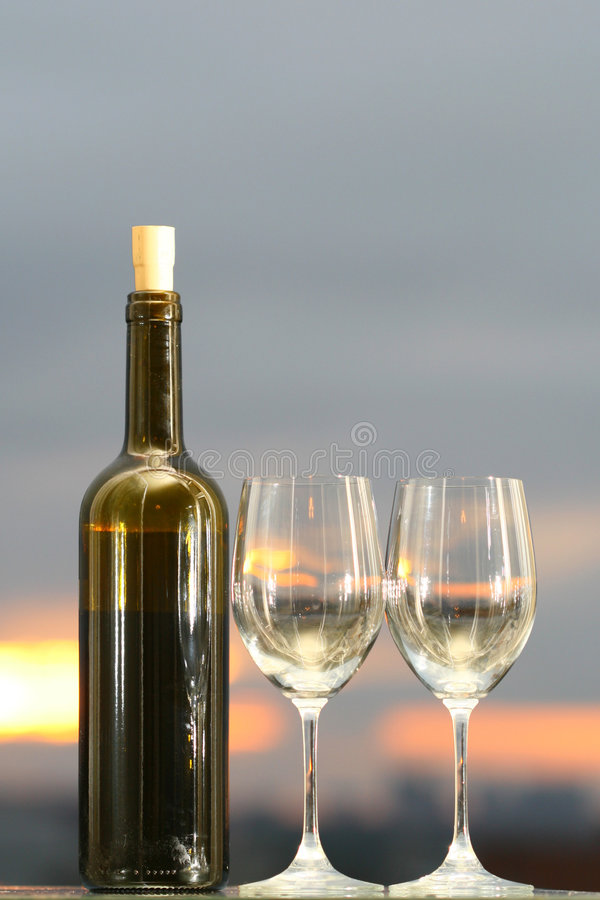 Download Wine stock image. Image of color, romantic, outdoor, relaxation - 6107105