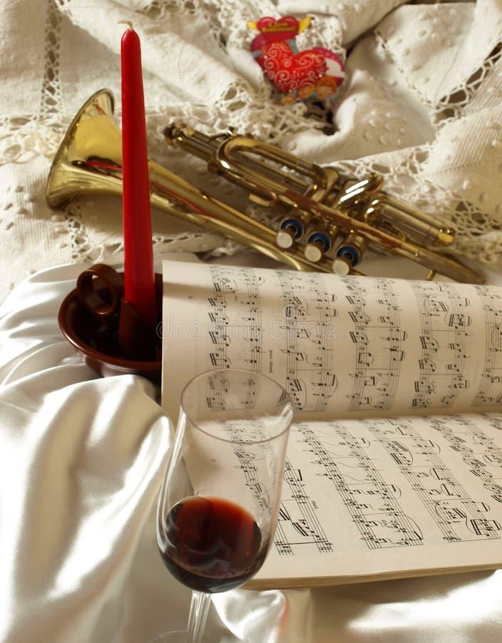 Wine&Gorn photos libres de droits