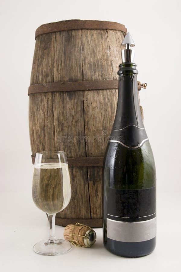 Free Wine And Around It Stock Image - 4868891