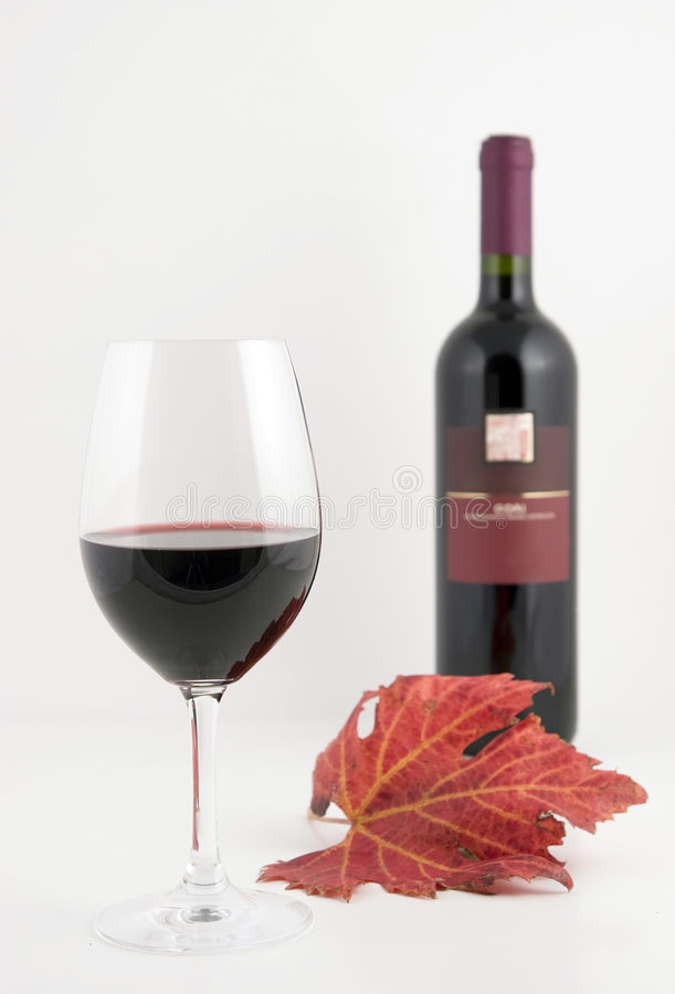 Free Wine And Around It Royalty Free Stock Photography - 4868917