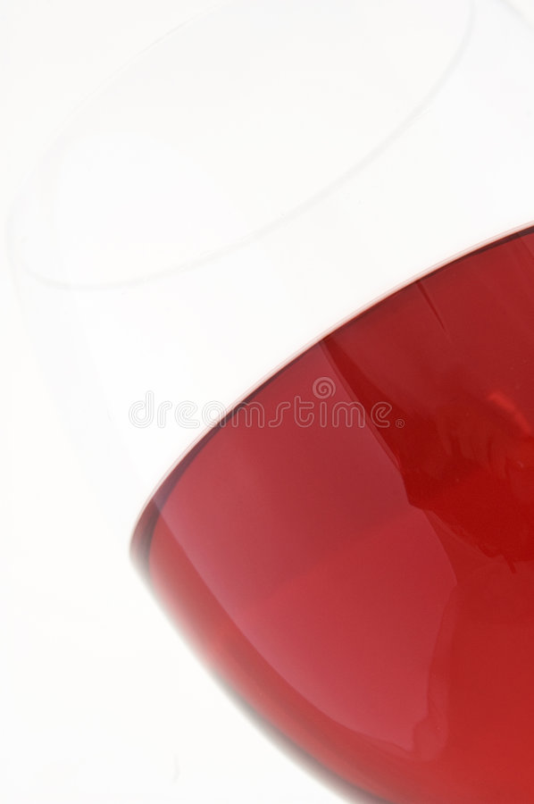 Wine at an Angle royalty free stock photo
