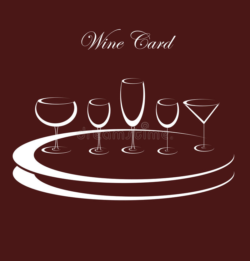 Download Wine Background Alcohol Drink Glasses Stock Photo - Image: 26595490