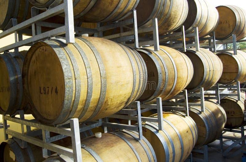 Download Wine Barrels Stock Images - Image: 14597394