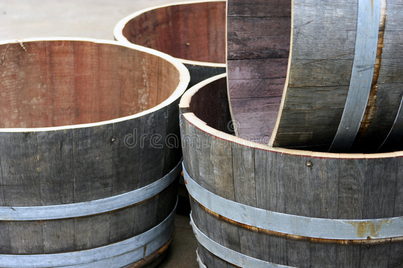 Download Wine Barrels stock photo. Image of earthy, tourists, tourism - 5821994