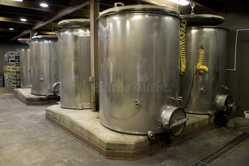 Download Wine Barrels stock photo. Image of equipment, cylinder - 9615648