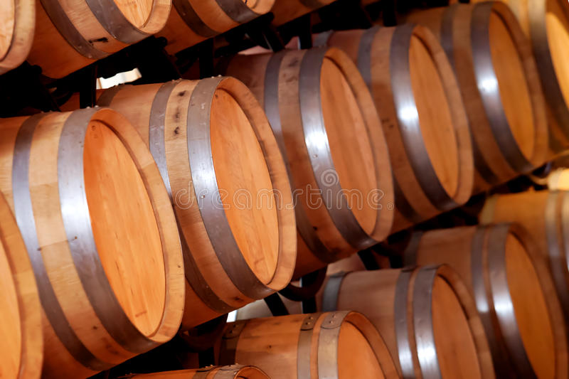 Download Wine Barrels stock image. Image of traditional, winery - 37260963