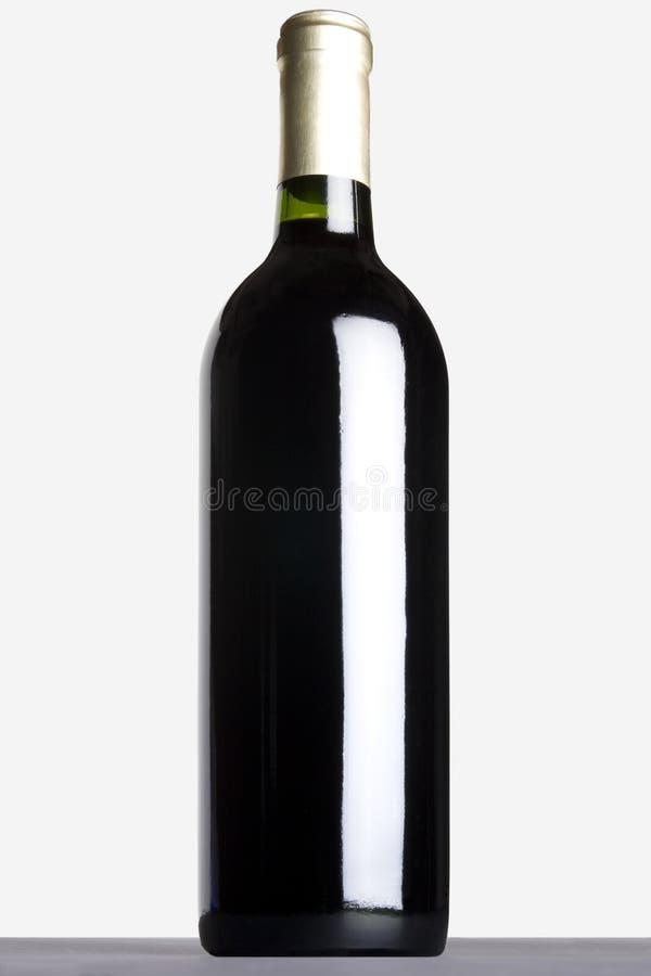 Wine bottle royalty free stock photo