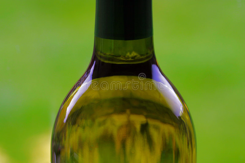 Download Wine Bottle stock photo. Image of green, wine, white, alcohol - 112692