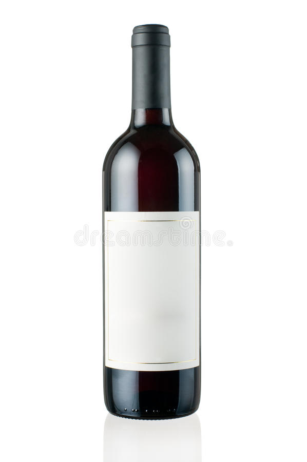 Free Wine Bottle Royalty Free Stock Image - 11900986