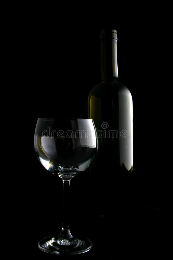 Free Wine Bottle Royalty Free Stock Photos - 2218258