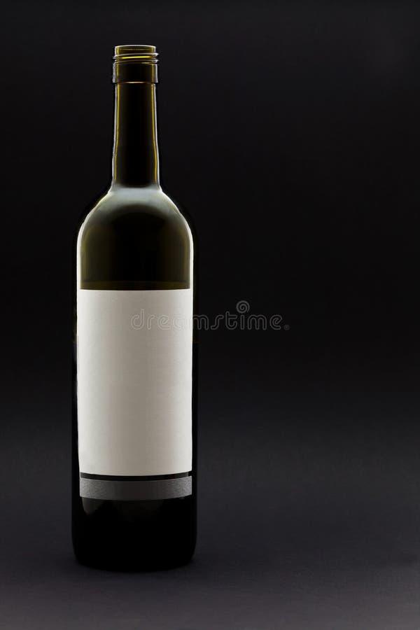 Free Wine Bottle Royalty Free Stock Photo - 22277695