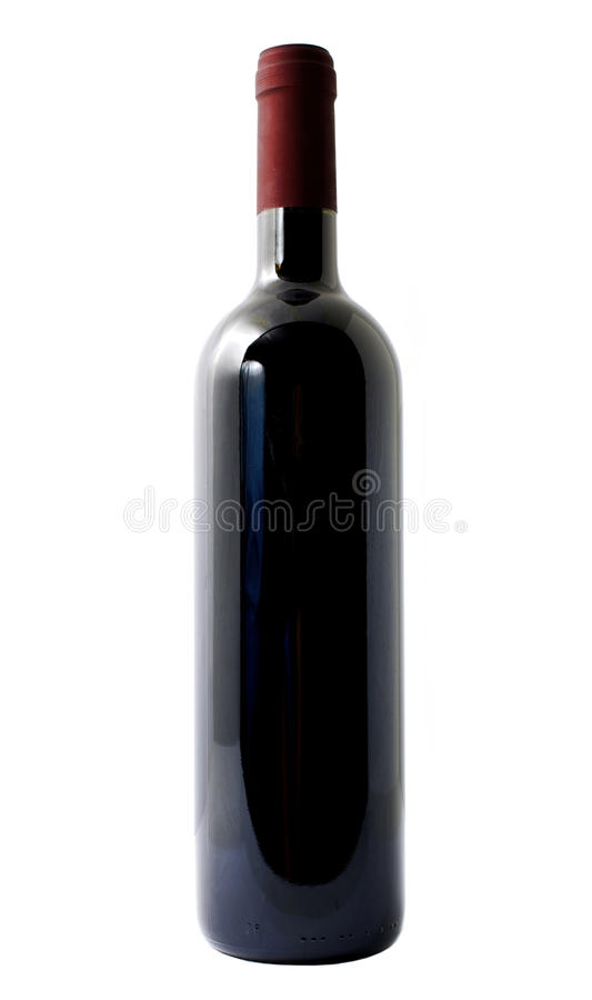Free Wine Bottle Royalty Free Stock Photography - 26592877