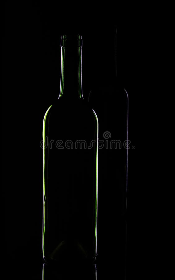Download Wine Bottle Royalty Free Stock Photo - Image: 27229915