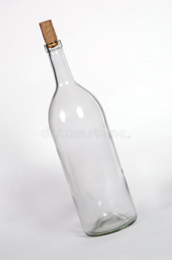 Free Wine Bottle Royalty Free Stock Photography - 627357