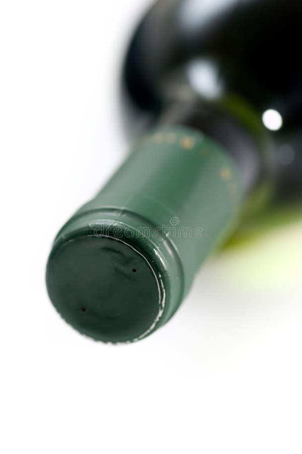 Free Wine Bottle Neck Royalty Free Stock Photography - 12769277