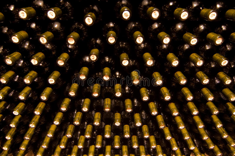 Download Wine bottles stock image. Image of stored, storage, objects - 11545999
