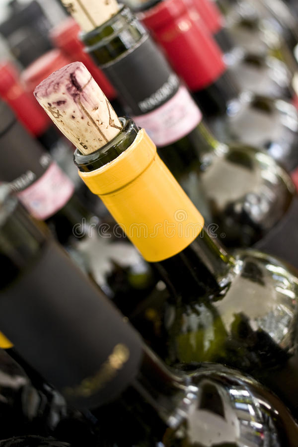 Download Wine Bottles Royalty Free Stock Photo - Image: 12555015