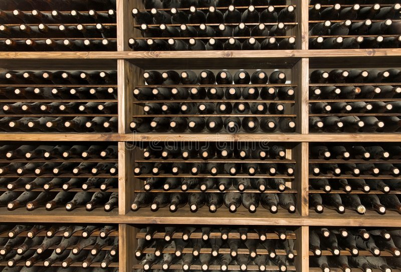 Download Wine bottles stock image. Image of cork, loads, collectable - 3715127