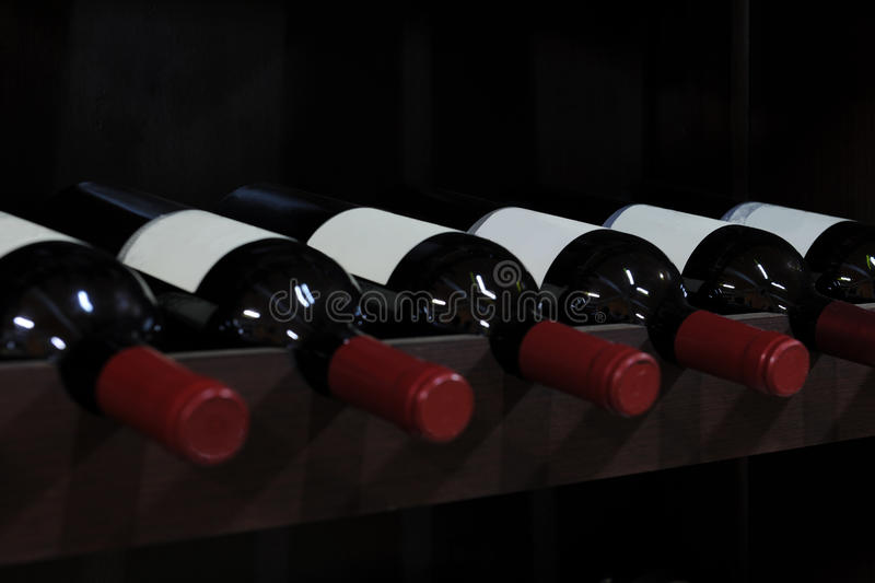 Download Wine Bottles In A Liquor Store Stock Image - Image: 16891675