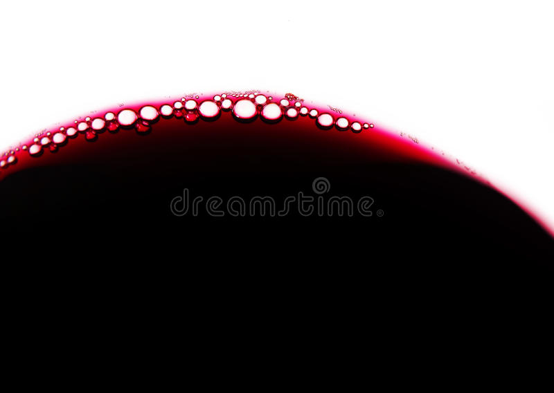 Download Wine bubbles stock photo. Image of closeup, droplets - 23687832