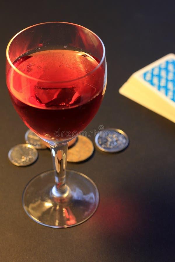 Download Wine in a casino stock photo. Image of casino, setting - 22127464