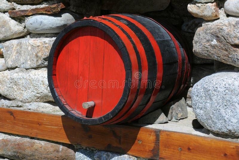 Download Wine Cask stock image. Image of balkans, retro, nobody - 31110543