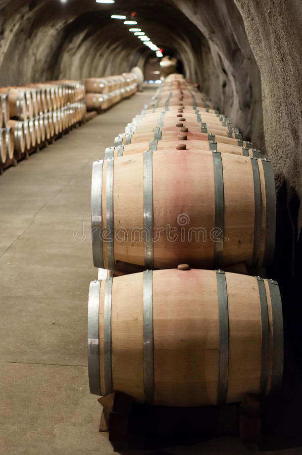 Download Wine Cave stock photo. Image of cave, winemaking, cask - 25020522