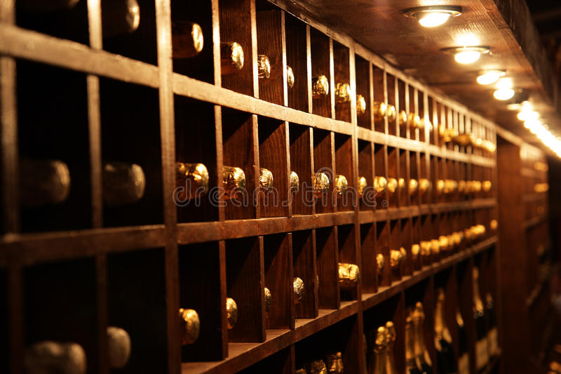 Download Wine cellar stock image. Image of bottle, frame, darkness - 10050651