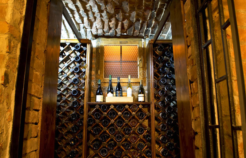 Download Wine cellar stock photo. Image of cellar, alcohol, fine - 11960060