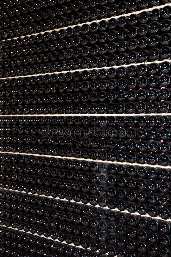 Download Wine Cellar (Italy, Franciacorta) Royalty Free Stock Images - Image: 26856559