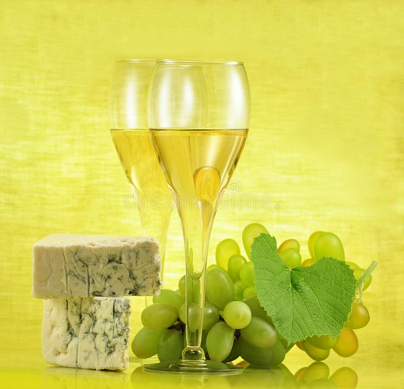 Download Wine and cheese stock image. Image of still, board, healthy - 14753587