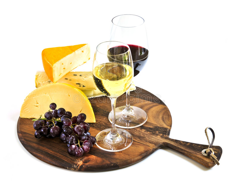 Download Wine and cheese stock photo. Image of board, choice, tasting - 6185008