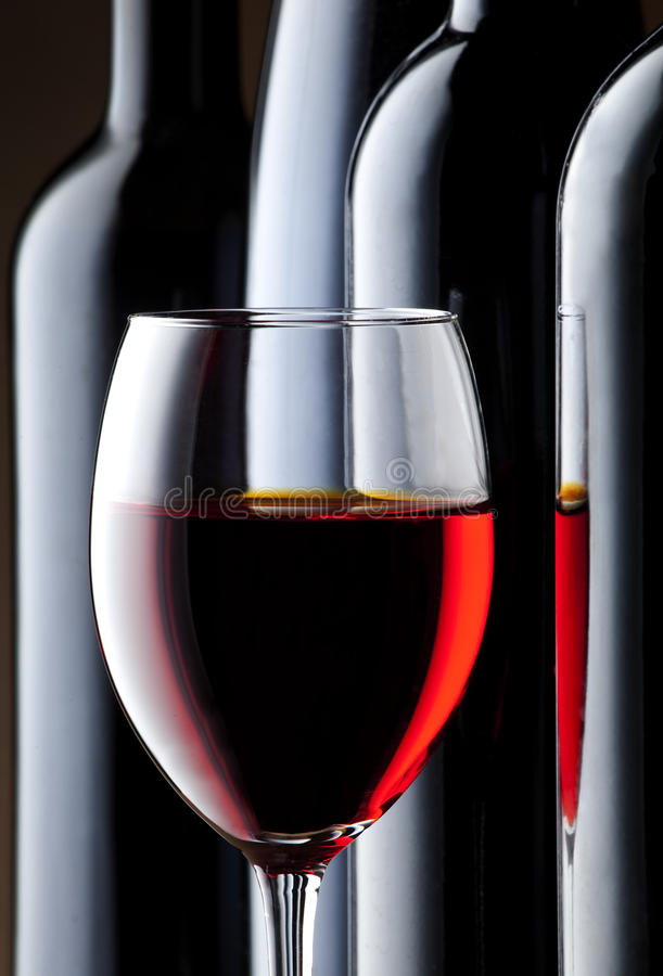 Free Wine Composition Royalty Free Stock Photo - 17336465