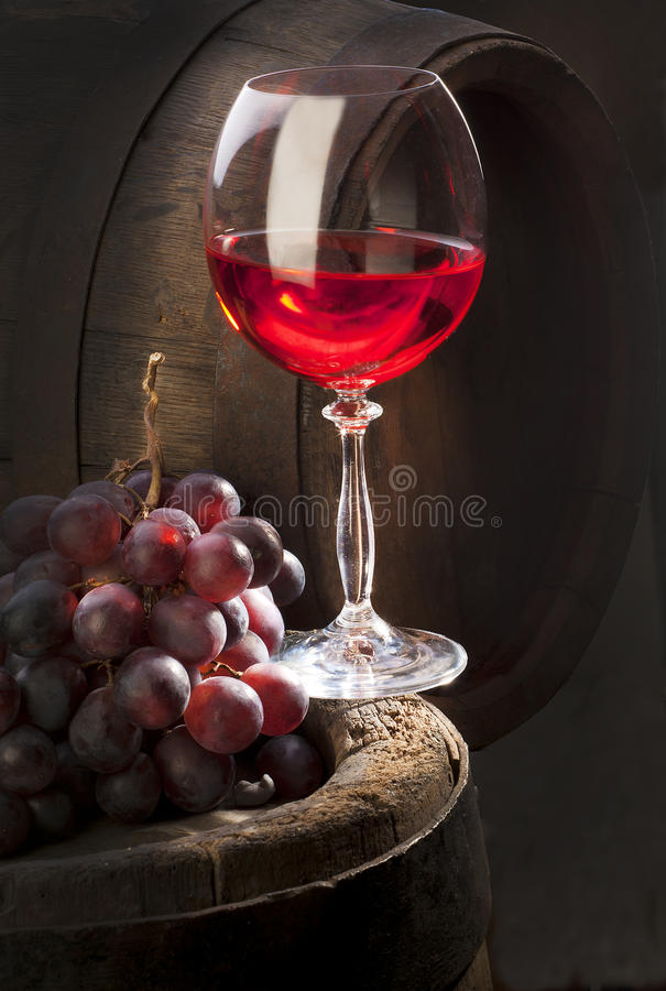 Download Wine composition stock image. Image of candle, restaurant - 27364563