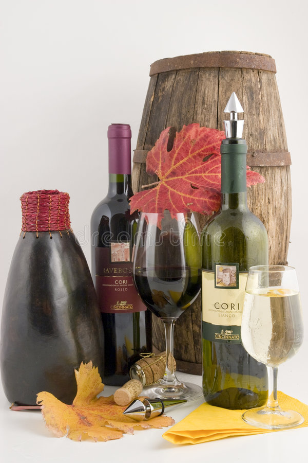 Free Wine Composition Stock Images - 7007214